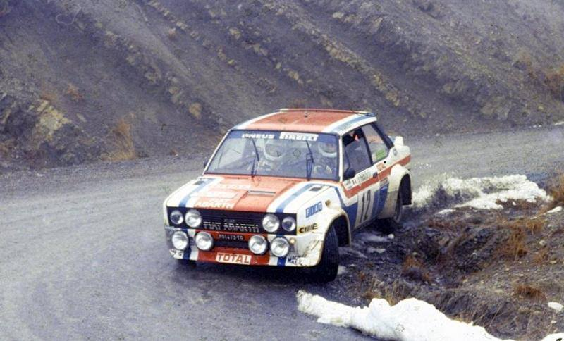 70's Rally Cars: more spoilers and first wing