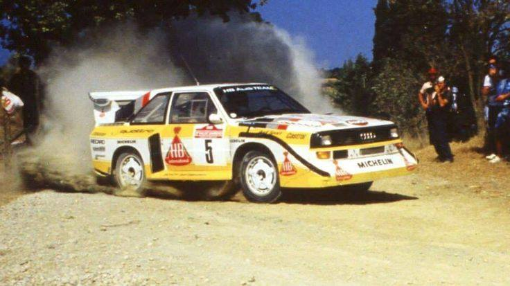 1985 group B: biggest wings ever