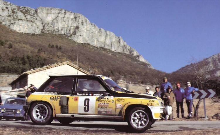 Early 80's: waiting for group B revolution