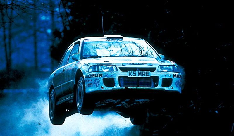 Mitsubishi Lancer Evo and Tommi Makinen mastered the WRC in the 90s (Lancer Evo part I)