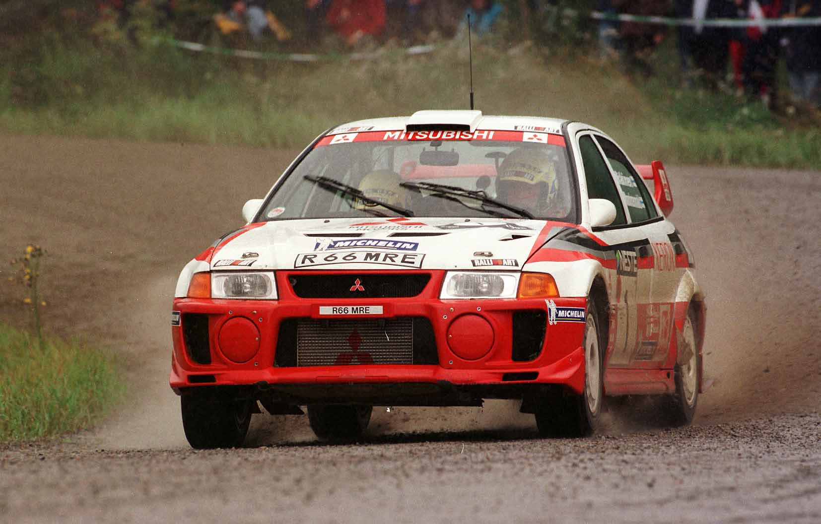 Mitsubishi Lancer Evo IV and V or how a group A car could beat the WRC (Lancer Evo part II)