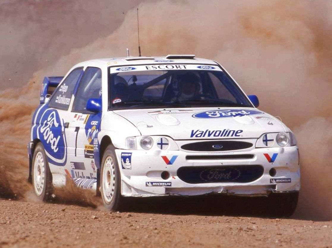 Ford Escort WRC: Ford transition to the new century