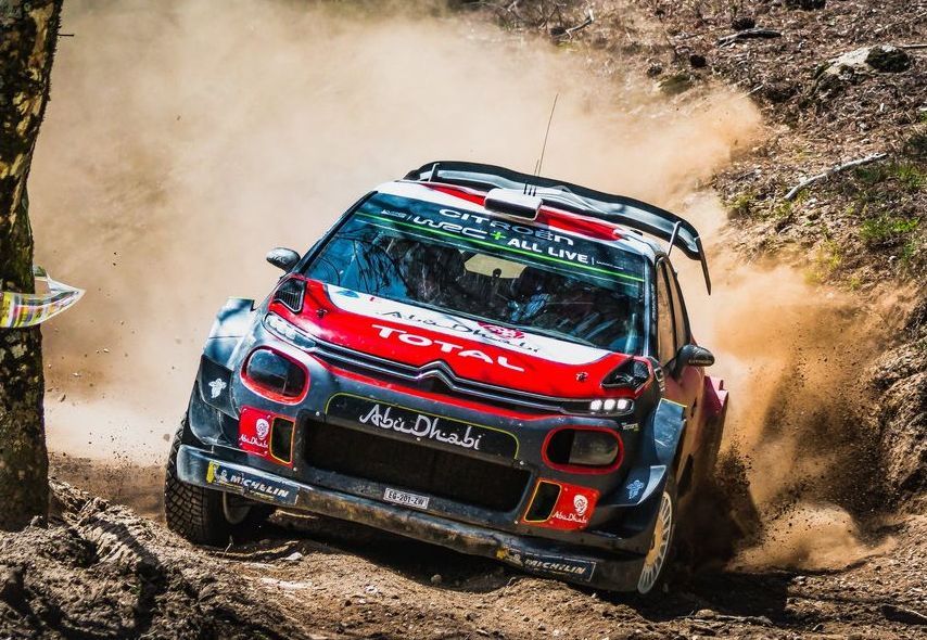 Pre-Argentina 2018 WRC gravel tests