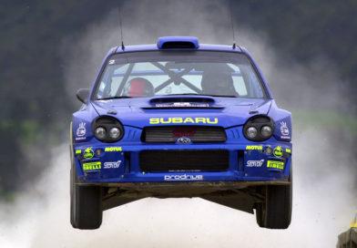 Subaru Impreza WRC 2001/2002