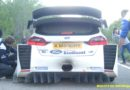 Review of the Ford Fiesta WRC new rear diffuser