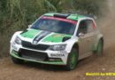 Aerodynamics of WRC2 cars: Škoda Fabia R5