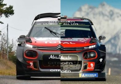 Citroën continues with the aero development of the C3 WRC for 2019