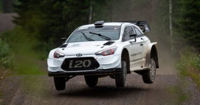 2019 Rally Finland pre-event tests aero review