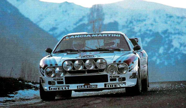 Are the current WRC cars' aero devices really original?