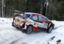 Aero issues during Rally Sweden 2020
