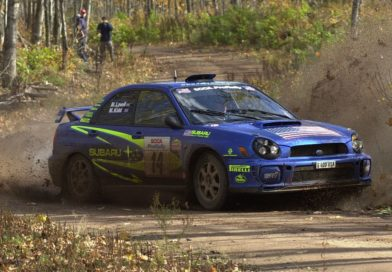 Aero review of the Subaru Motorsport USA rally experience: the early years