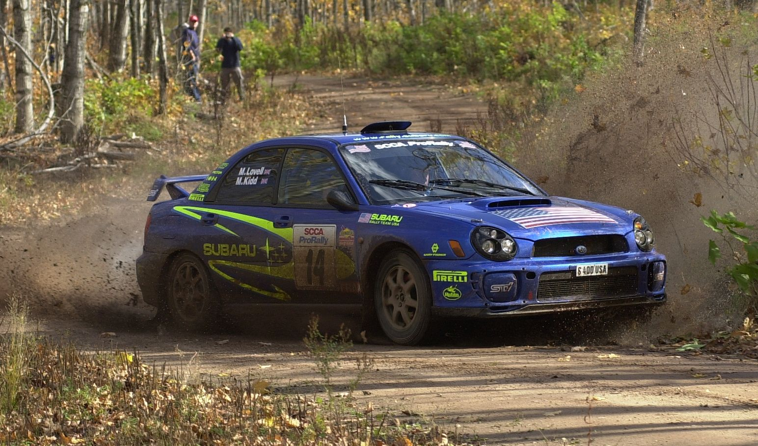 Aero Review Of The Subaru Motorsport Usa Rally Experience The Early Years Wrcwings