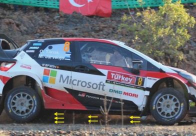 Why a higher ride height becomes a problem for Toyota in Rally Turkey?