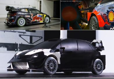 Wind tunnels in the design and evolution of current WRC cars
