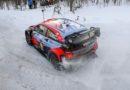 Aero chronicle of Arctic Rally Finland 2021