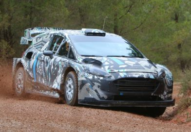On the aero of the 2022 WRC cars