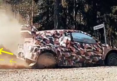 Hybrid unit cooling in 2022 WRC cars