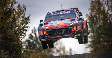 What Rally Finland's jumps tell us about WRC aerodynamics