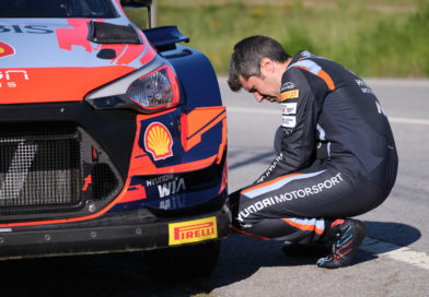 Borja Rozada and the technical role of a WRC codriver